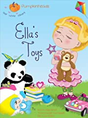Children's Ebook from Pumpkinheads: Ella's Toys (PumpkinheadsTM series)