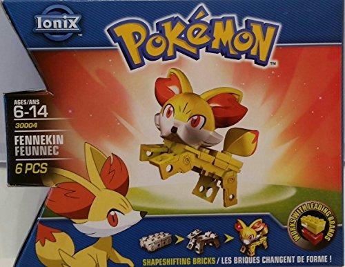 Ionix Pokemon Fennekin/Fuennec - 1