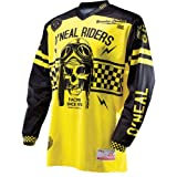 O'Neal Ultra Lite Limited Edition '70 Jersey (Black/Yellow, X-Large)