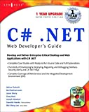 img - for C#.net Web Developer's Guide (With CD-ROM) by Saurabh Nandu (2001-12-15) book / textbook / text book