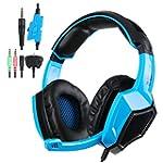 SADES SA920 Pro Stereo PC Surround So...