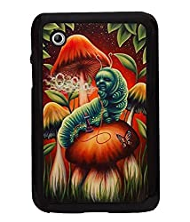 Aart Designer Luxurious Back Covers for Samsung Galaxy Tab 2 P3100 + Flexible Portable Thumb OK Stand by Aart Store.