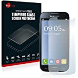 Panzerglas Glasfolie Samsung Galaxy S4 Mini I9190 Glas Schutzfolie - 9H Hartglas