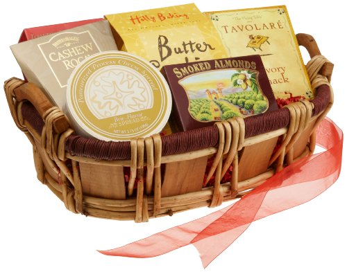 Something Sweet & Savory, 2-Pound Gift Basket