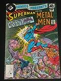 img - for DC COMICS PRESENTS #4 BRONZE AGE WHITMAN VARIANT DC COMIC BOOK SUPERMAN METAL MEN (DC COMICS PRESENTS, 1ST) book / textbook / text book