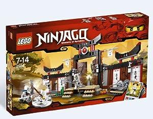 LEGO Ninjago Spinjitzu Dojo 2504