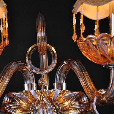 Chandeliers muraux - Traditionnel/Classique - Cristal - Acier inoxydable