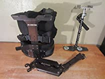 Glidecam Smooth Shooter Support Arm and Vest for use with Glidecam 2000 Pro, Glidecam 4000 Pro, Glidecam HD-2000 or Glidecam HD-4000