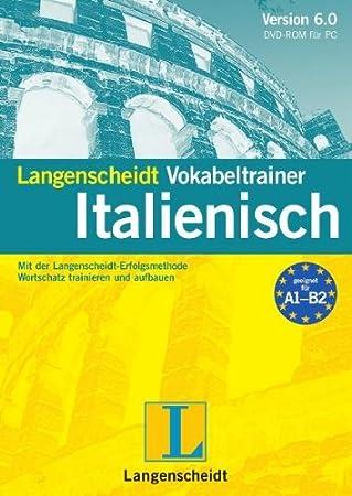 Langenscheidt Vokabeltrainer 6.0 Italienisch