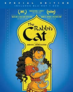 The Rabbi's Cat (Blu-ray and DVD Combo Pack))