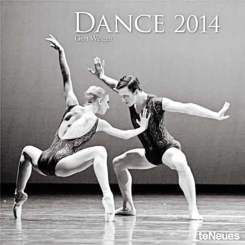 Dance 2014 Broschürenkalender
