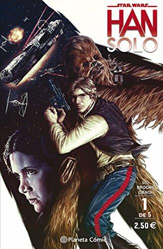 Star Wars Han Solo nº 01/05 (Star Wars Hans Solo)