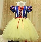 Sta.ANA(サンタ・アナ)女の子子供ハロウィンなりきり白雪姫仮装コスプレコスチューム7サイズ(120cm)