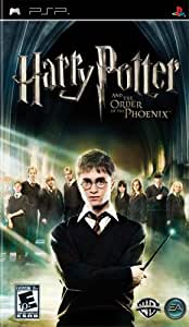 Harry Potter and the Order of the Phoenix - Sony PSP