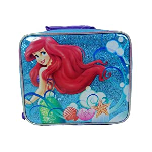 Disney Ariel Little Mermaid Lunch Kit - Blue by Disney