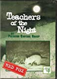 Predator Control Groups Teachers of the Night Red Fox DVD