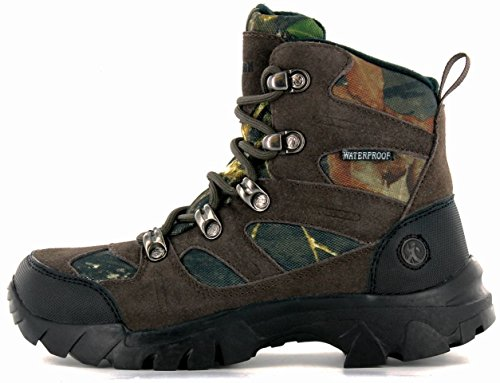 Northside Tracker JR Hiking Boot (Little Kid/Big Kid),Camo,13 M US Little Kid