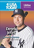 img - for Derek Jeter: Spectacular Shortstop (USA Today Lifeline Biographies) book / textbook / text book