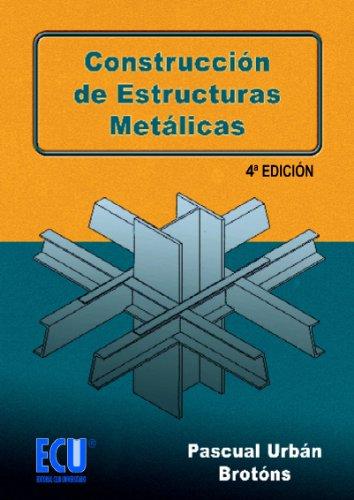 CONSTRUCCION DE ESTRUCTURAS METALICAS  descarga pdf epub mobi fb2