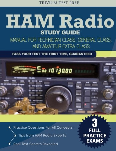 Ham radio technician study guide in addition arrl ham radio license