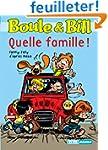 Boule et Bill : Quelle Famille !