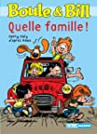 BOULE ET BILL-QUELLE FAMILLE! #214