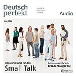 Deutsch perfekt Audio - Small Talk. 7/2014 |  div.