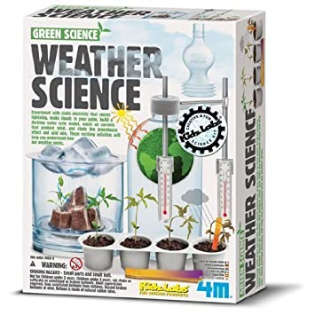Great Gizmos 4M Green Weather Science by Great Gizmos (English Manual)
