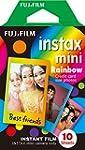 Fujifilm Instax Mini instant film, Ra...