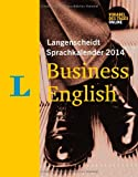 Langenscheidt Sprachkalender 2014 Business English - Kalender