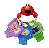 Sesame Street Clicky Keys Teether Toy