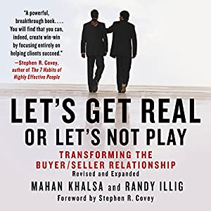 Let's Get Real or Let's Not Play Audiobook
