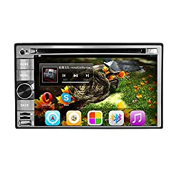 See 6.2 Inch Double Din Android 4.2 GPS Car Stereo DVD CD Player with Capactive Touch Screen Dual-Core CPU 2GHZ Headunit Details