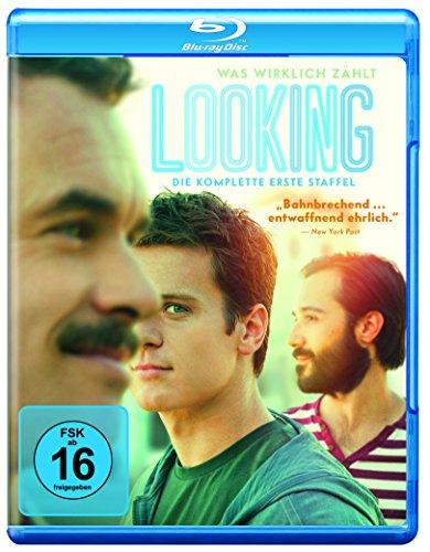 Looking - Die komplette 1. Staffel [Blu-ray]