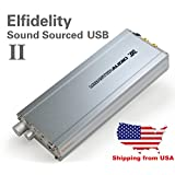 Nobsound 2016 Elfidelity Sound Sourced USB II Mini XMOS DAC/Interface/Headphone amplifier