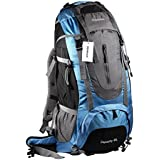 Modovo Creeper Internal Frame Pack for Camping Hiking Mountaineering 70L/60L