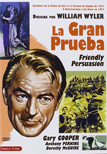 La Gran Prueba (Friendly Persuasion) (1956) (Import)