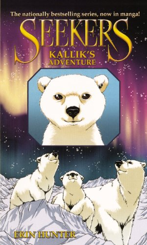 book cover of Kallik\'s Adventure