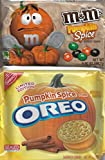 Limited Edition Pumpkin Spice Oreos and Pumpkin Spice M&Ms