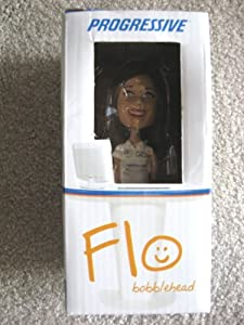 Progressive FLO Bobble Head