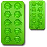 ICUP TMNT Ice Cube Tray, Clear