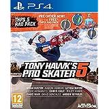 Tony Hawks Pro Skater 5 Rad Pack Edition (PS4) UK IMPORT REGION FREE