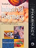 img - for Textbook of Industrial Pharmacy: Drug Delivery Systems, Cosmetic and Herbal Drug Technology book / textbook / text book