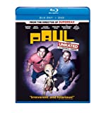 Paul (Blu-ray + DVD + Digital Copy)