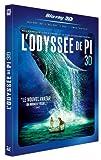 #2: L'Odyssée de Pi - 3D - 2 Blu-Ray + 1 DVD [Blu-ray]