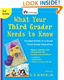What Your Third Grader Needs to Know (Revised Edition): Fundamentals of a Good Third-Grade Education (Core Knowledge Series)