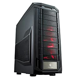 CM Storm Trooper - Gaming Full Tower Computer Case with Carrying Handle (SGC-5000-KKN1)