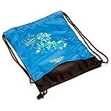 Speedo Sea Squad Wet Kit Bag, Color- Blue