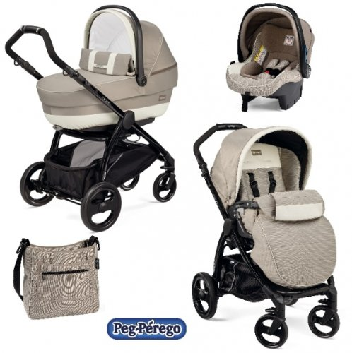 Peg Perego Trio System Book Plus Avana 2014 Inexpensive