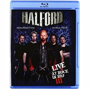 Halford: Live at Rock in Rio III [Blu-ray]